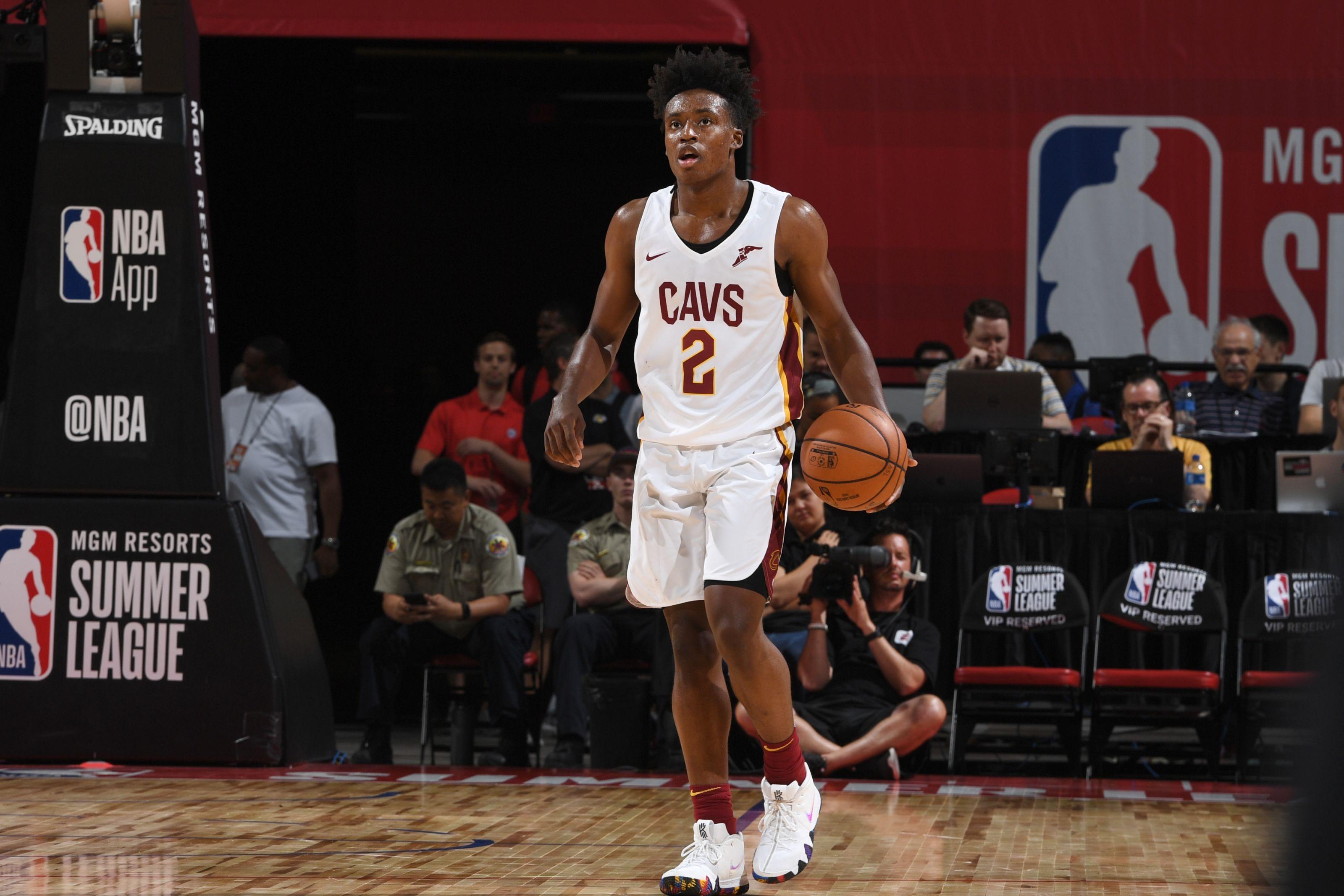 2018 NBA Summer League - Las Vegas - Chicago Bulls v Cleveland Cavaliers